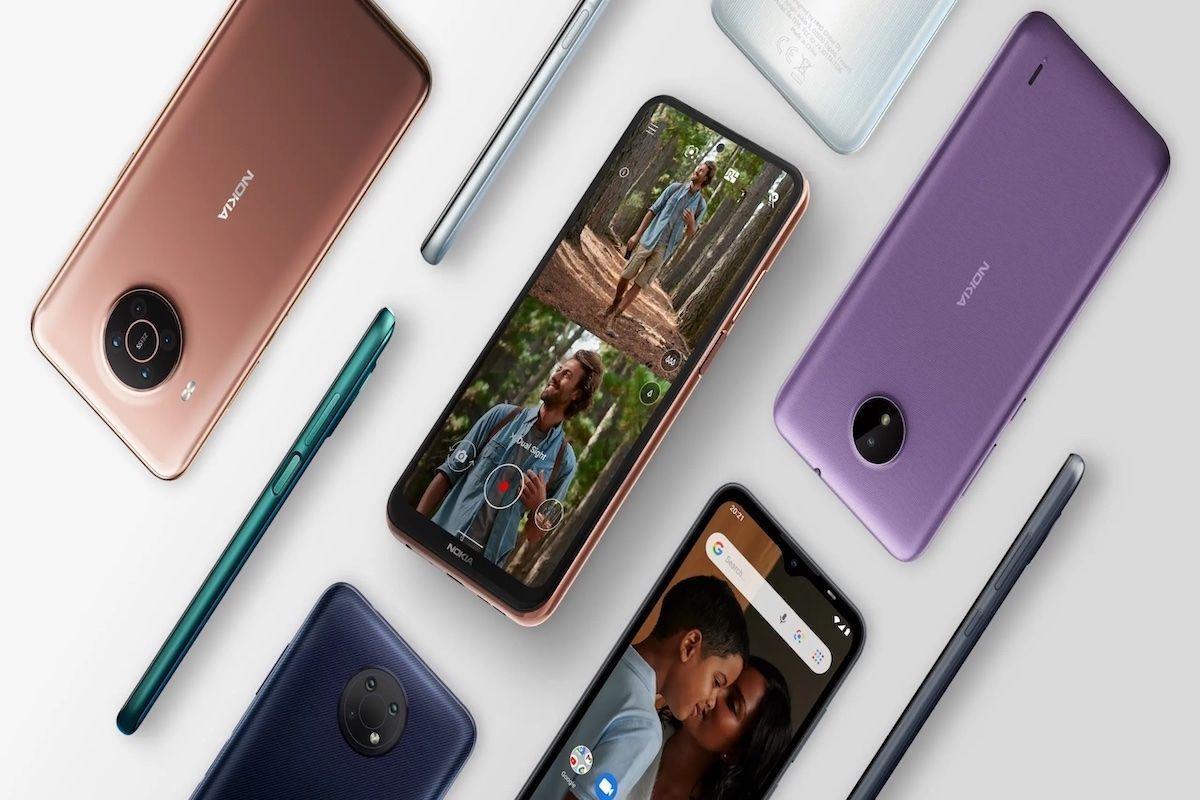 HMD Global lance de nouvelles séries de smartphones Nokia