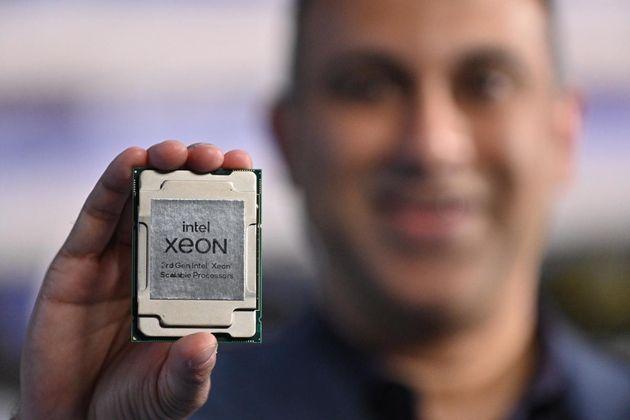 Intel lance son processeur Xeon de troisième génération pour les centres de données