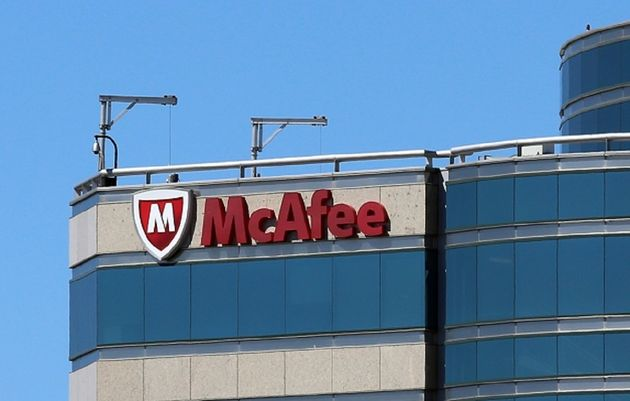 McAfee lève 620 millions de dollars lors de son introduction en Bourse