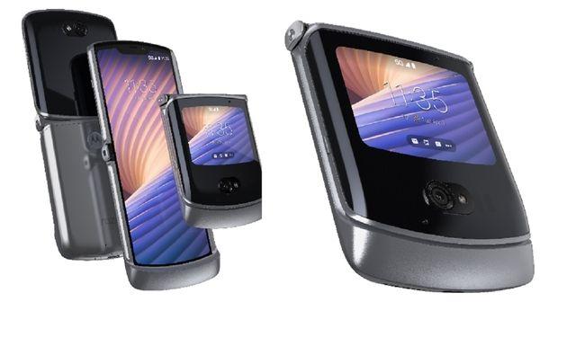 Motorola lance une nouvelle version de son smartphone pliable à clapet Razr
