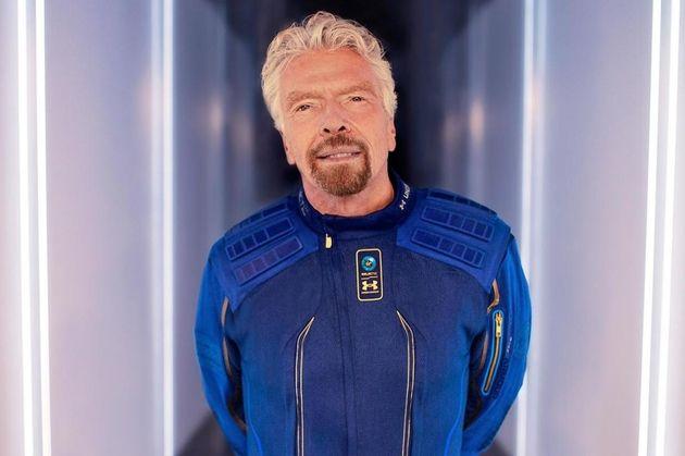 Le milliardaire Richard Branson s'envolera dans l'espace le 11juillet