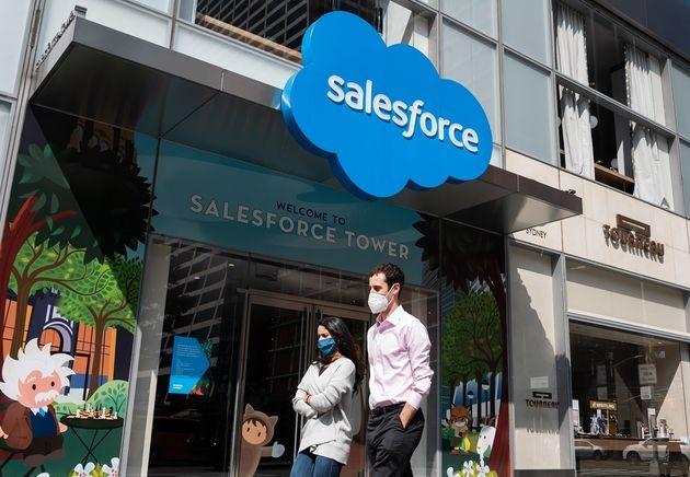 Salesforce ouvre la porte au télétravail permanent de ses effectifs