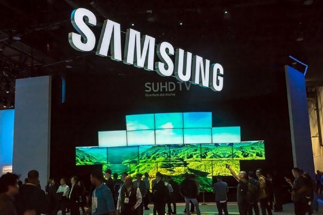 Les futurs écrans de Samsung pourraient afficher 10000pixels par pouce