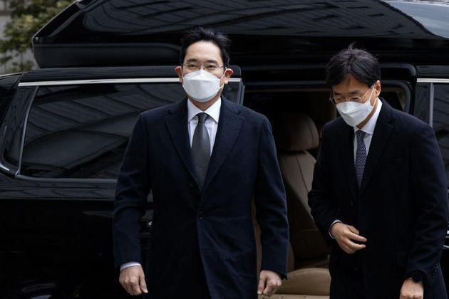 En Corée du Sud, une note salée attend les héritiers du patron de Samsung