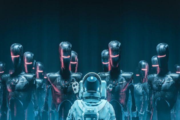 Les robots composeront bientôt un quart des effectifs de l'armée britannique