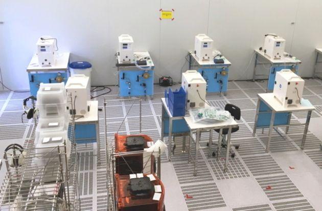 Respirateur artificiel en 3D: «le monde des start-up débarque dans le monde de la recherche!»