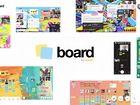 Board, l'espace visuel numérique qui cible les nouveaux modes de travail hybrides