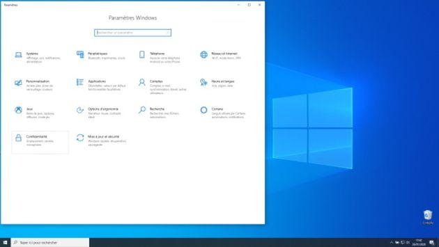 Données personnelles et Windows10: comment prendre le contrôle?