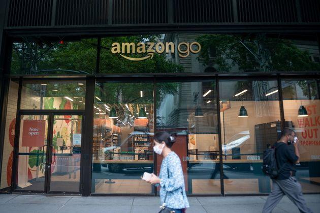 Amazon Go, le magasin sans caisse, fait son entrée en Europe