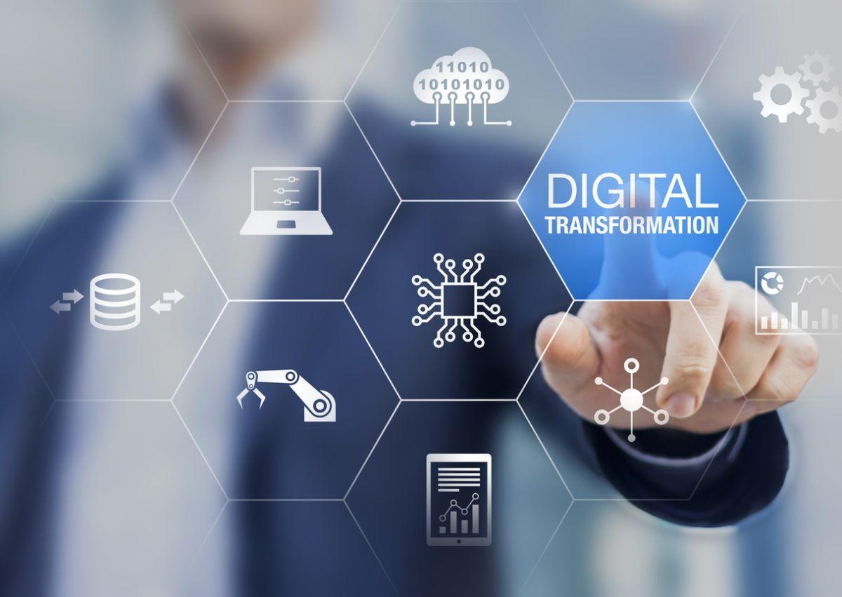 Les engagements de l'Etat en matière de transformation numérique à l'horizon2022