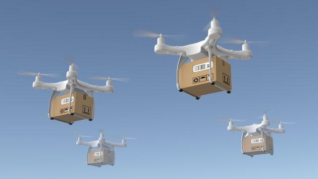 Un projet ambitieux de réseau de livraisons par drone se dessine en Europe