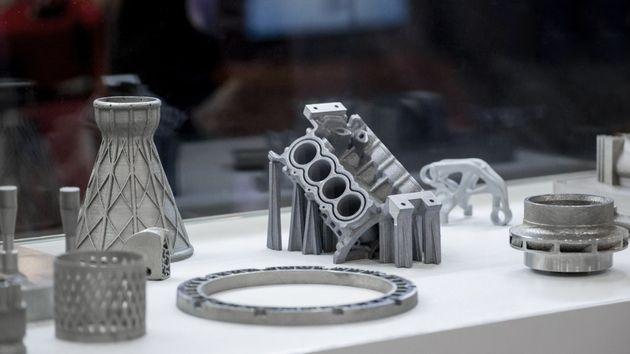 Sculpteo explore la matière avec son partenaire BASF