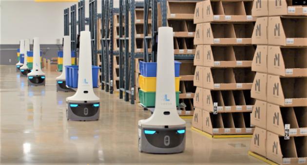 Ces robots qui traitent vos commandes en ligne