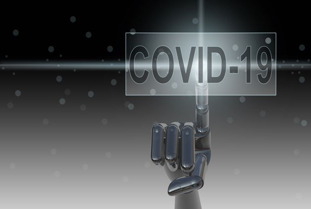 LG lance un robot de décontamination contre la Covid-19