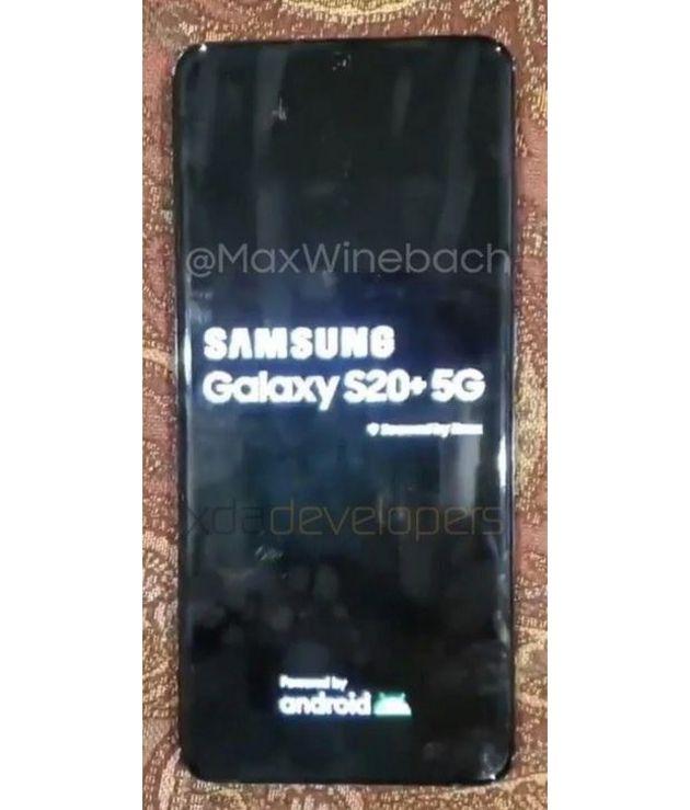 Galaxy S20 ? Oui Samsung passerait à la dizaine supérieure !