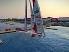 Un voilier sans skipper dans la course virtuelle du Vendée Globe