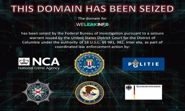 Le FBI s'empare de WeLeakInfo, un site vendant des identifiants volés