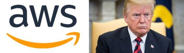 Contrat JEDI: Amazon demande à Trump de témoigner