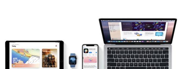 Apple: achats intégrés sur WatchOS, première bêta iOS13.4, achats universels sur MacOS