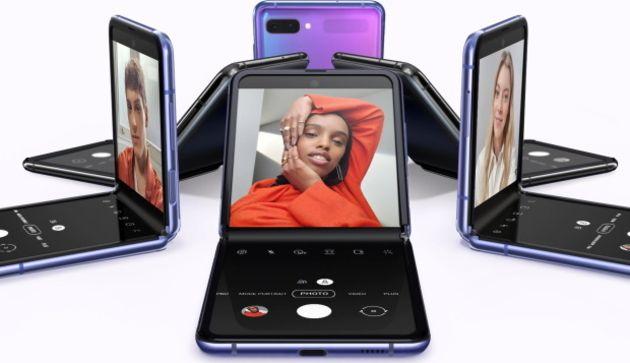 Le Samsung Galaxy ZFlip sera disponible dès le 14février