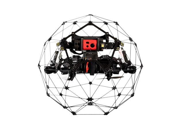 Ca y est: des robots volants inspectent les espaces intérieurs