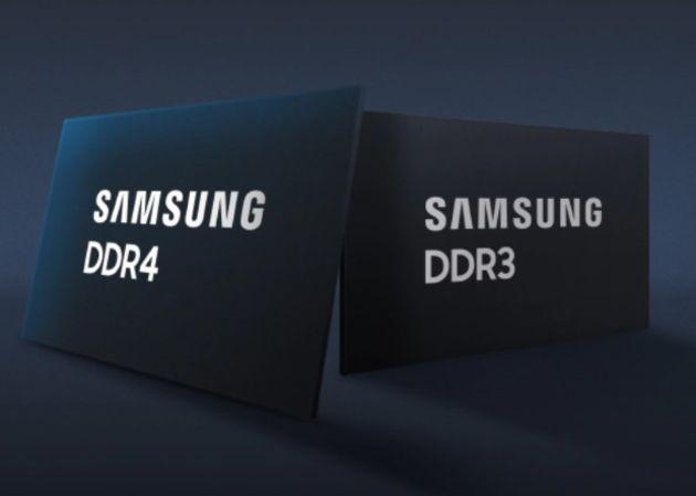 Samsung lance la production de DRAM 16 Go pour smartphone