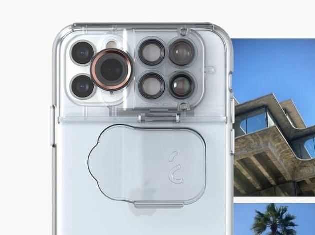 Améliorer les photos de mon iPhone avec l'étui à lentilles de ShiftCam