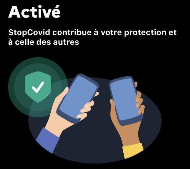 Vidéo: l'application StopCovid (finalement) disponible sur iPhone et Android