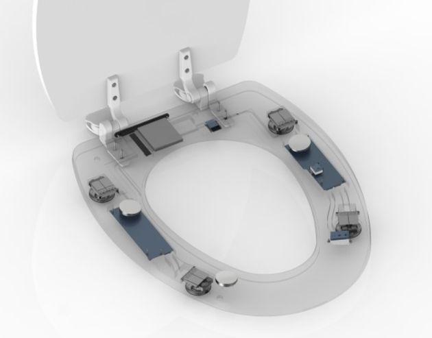Ces toilettes intelligentes pourraient transformer le suivi des données de santé. Voici comment