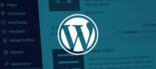 Une faille de sécurité dans un plugin WordPress met 200 000 sites en danger