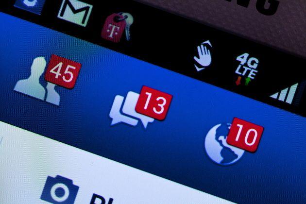 Facebook: des revenus publicitaires en baisse