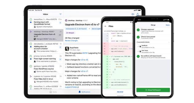 GitHub pour mobile est maintenant disponible pour tous