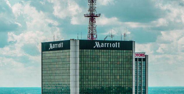 Marriott écope d'une amende de 18,4millions de livres sterling