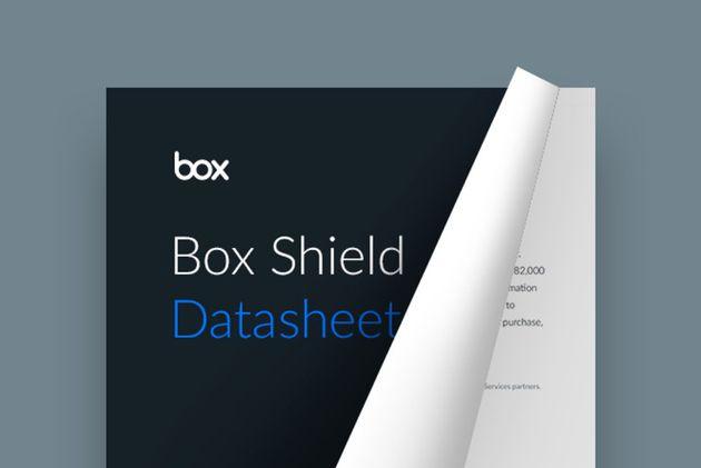 Box Shield détecte automatiquement les malwares