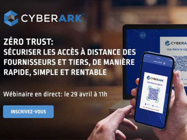 [Webinaire en direct] Zero Trust:  Comment sécuriser les accès à distance de tiers de manière rapide, simple et rentable