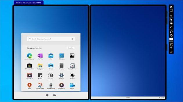 Microsoft: les appareils Windows10X ne devraient pas voir le jour cette année