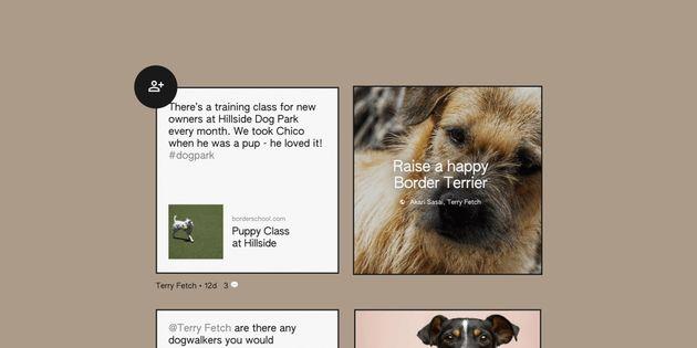 Google lance Keen, sa propre version de Pinterest