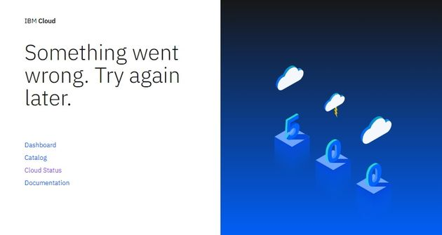Une panne sur le cloud IBM empêchent de nombreux sites web à travers le monde de fonctionner