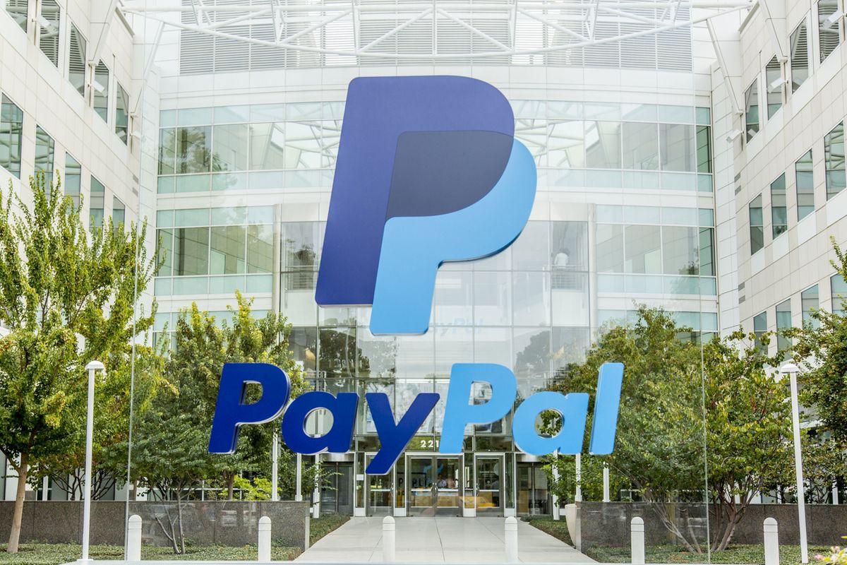 PayPal connaît une croissance record des transactions de paiement