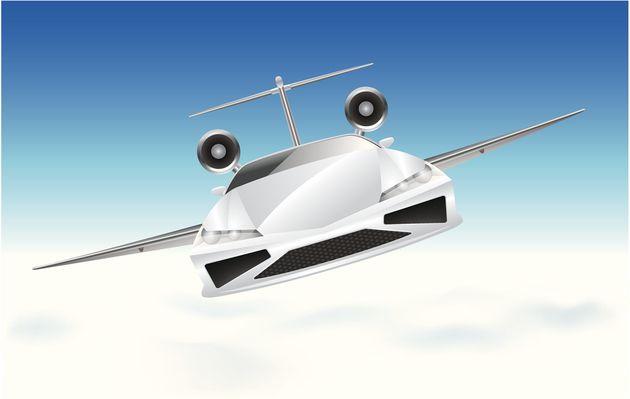 Japon: des voitures volantes dans le ciel de Tokyo d'ici trois ans?