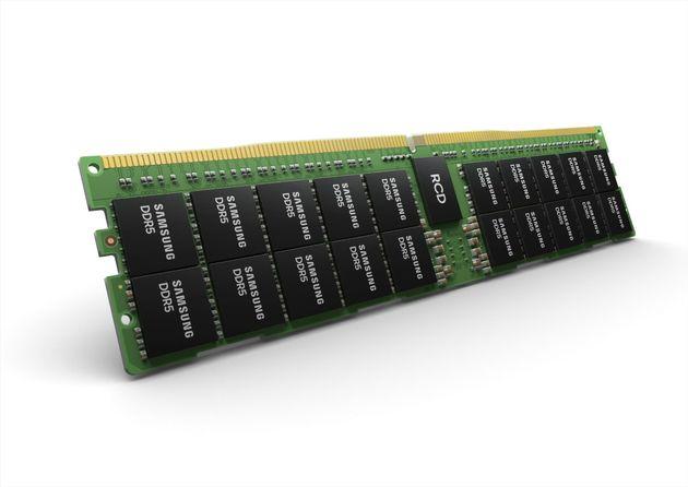 Samsung développe une mémoire DDR5 de 512Go