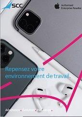Repensez votre environnement de travail avec les produits Apple