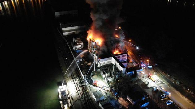 Incendie du datacenter de Strasbourg: polémique autour des possibles négligences d'OVHcloud