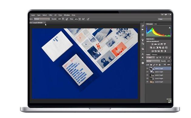 Adobe: Photoshop est beaucoup plus rapide sur les MacM1