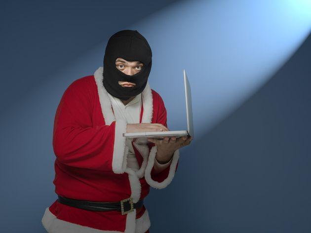 Des millions d'euros dérobés à Noël dernier... voici 6conseils pour assurer votre sécurité en ligne cette année