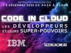 [LIVE EVENT] Code In Cloud : les Développeurs et leurs super-pouvoirs
