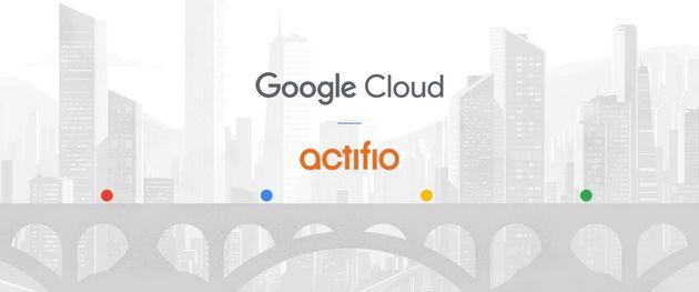 Google acquiert Actifio, spécialisé dans la sauvegarde et récupération de données