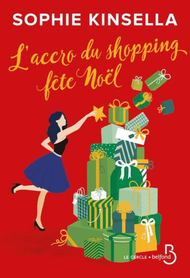 L'accro du shopping essaie de fêter Noël
