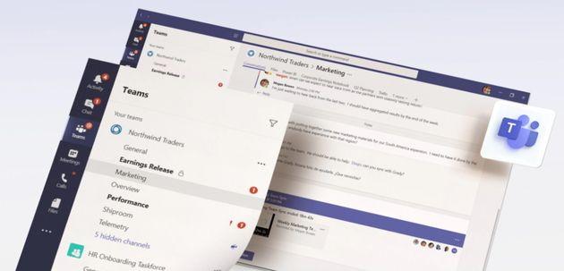 Microsoft Teams: Rejoignez une réunion en un clic depuis le rappel Outlook