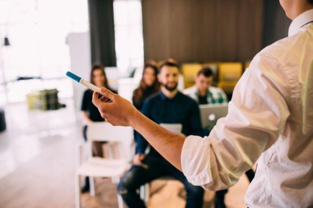 Après le Covid, le numérique s'impose progressivement dans le secteur de la formation